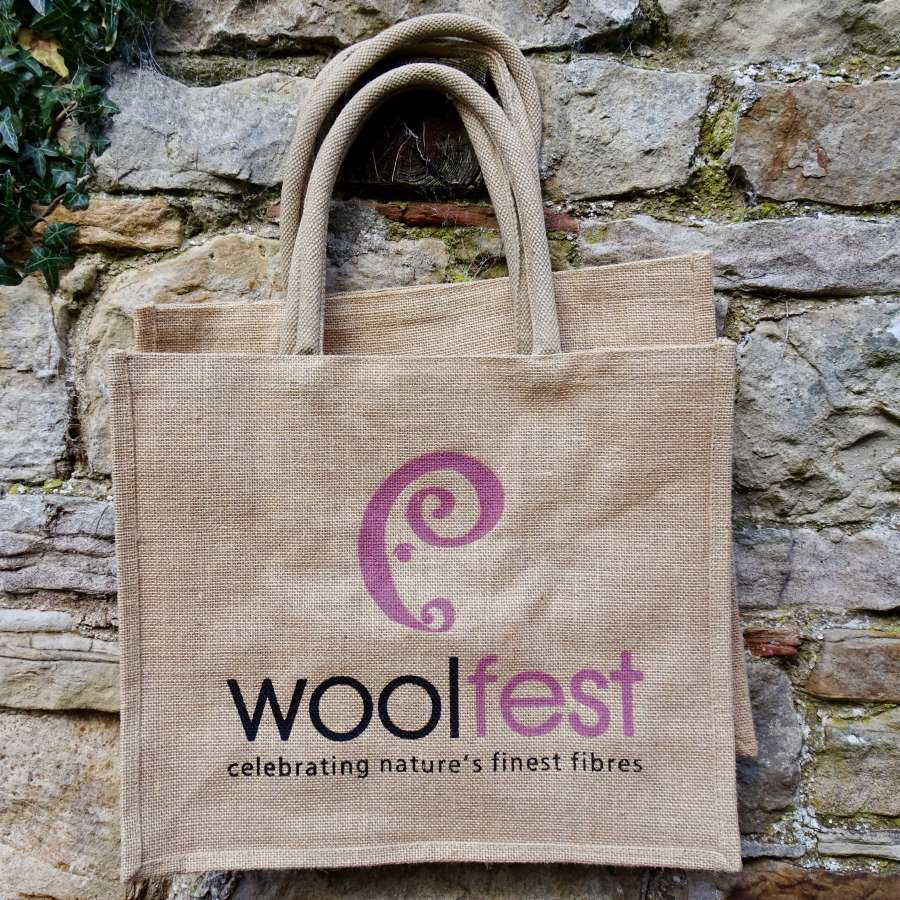 Woolfest Shopper