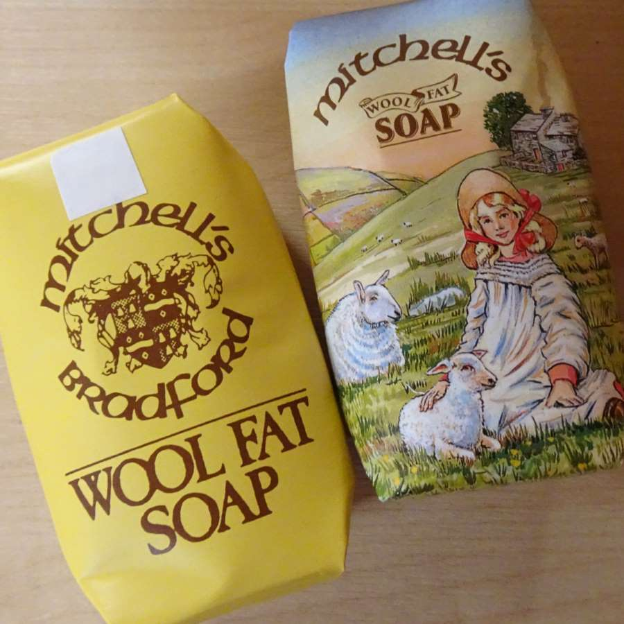 Mitchell's of Bradford Wool Fat Products