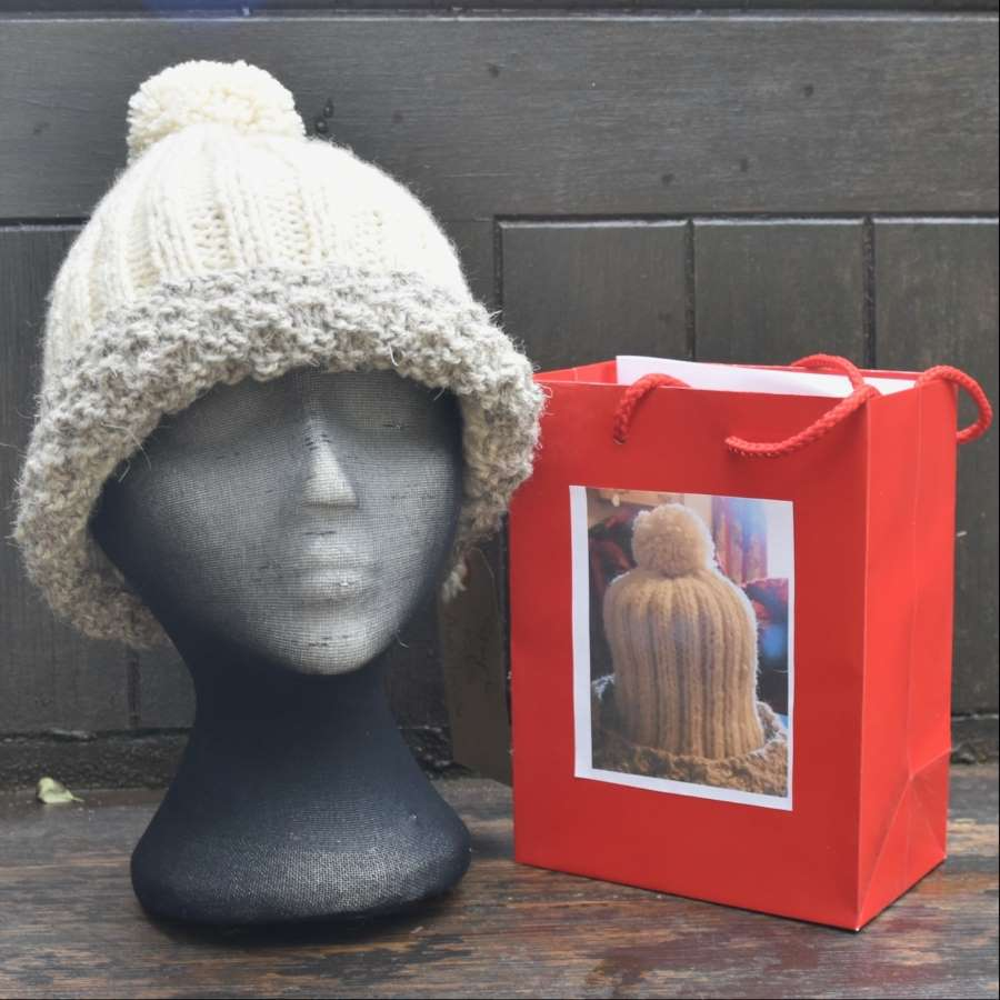 Knitted Hat Kit