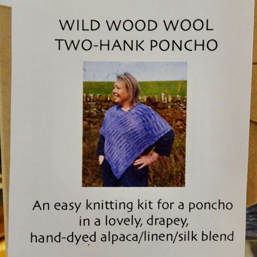 Two Hank Poncho Kit